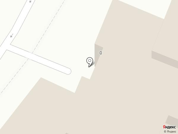 Следственный изолятор №1 на карте Костромы