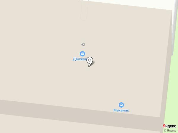 Механик на карте Иваново