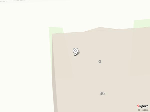 На Чемодане на карте Костромы