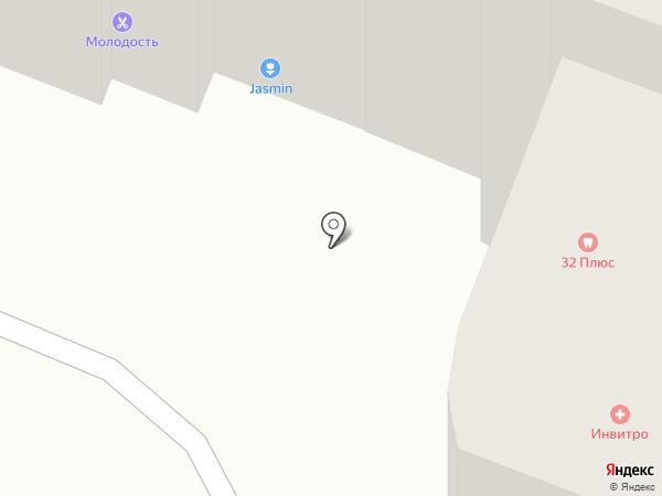 ИНВИТРО на карте Костромы