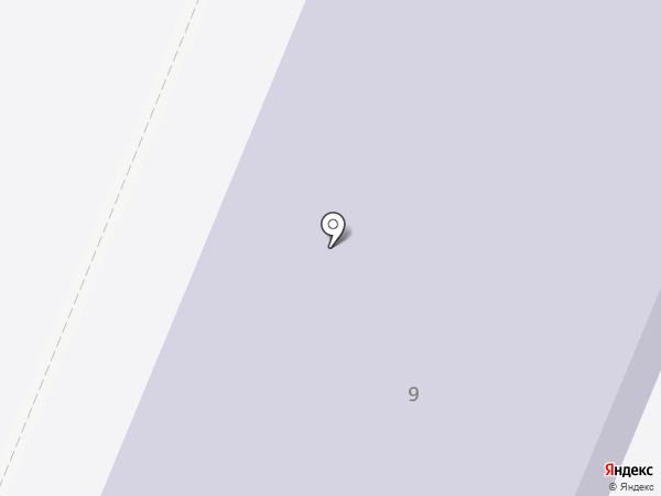 Детский сад №34 на карте Иваново