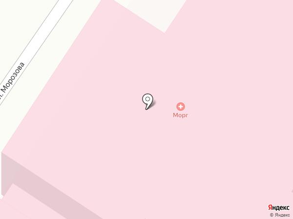 Бюро судебно-медицинской экспертизы Ивановской области на карте Иваново