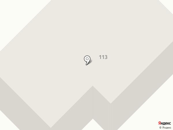 СУ-144 на карте Костромы