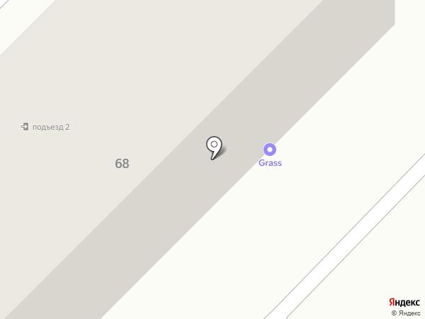 Grass на карте Иваново