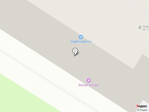 ВЕЖЕЛА на карте Иваново