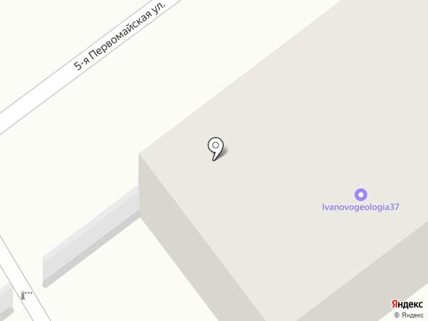 ТАУЭР на карте Иваново