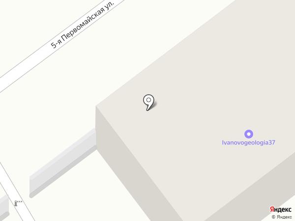 Тауэртехно на карте Иваново