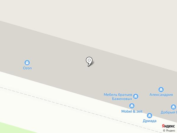 MebeLux на карте Иваново