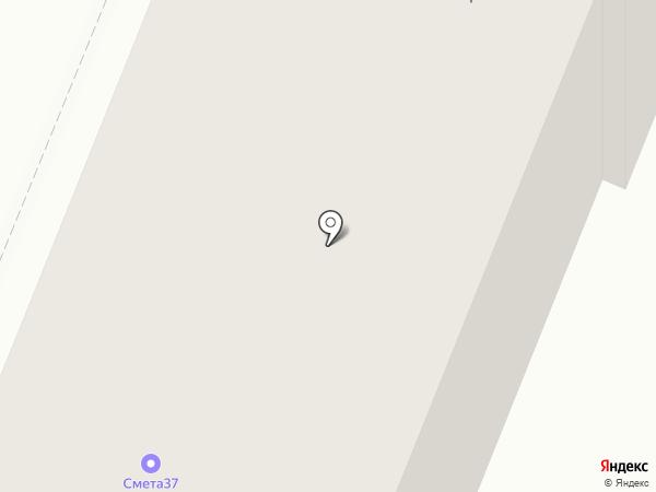 Ив-СитиСнаб на карте Иваново