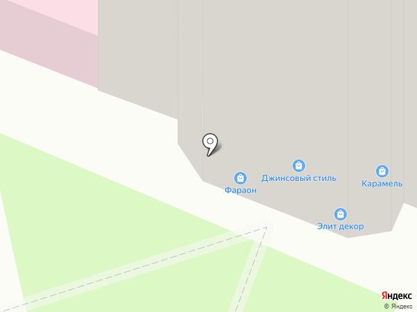Магазин швейных машин на карте Костромы