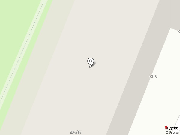 Фатекс-3 на карте Иваново