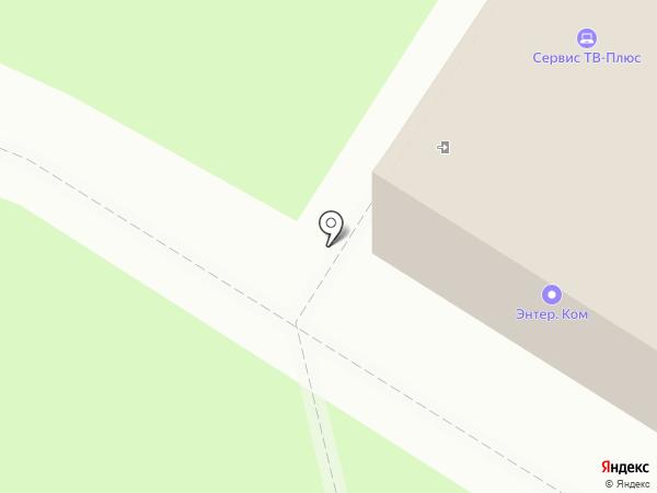 Энтер.Ком на карте Иваново