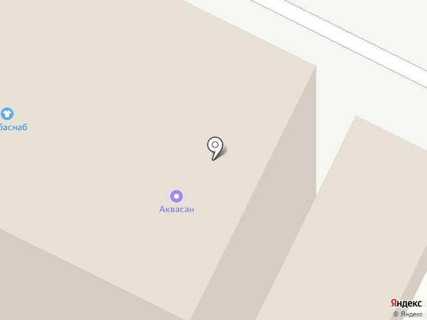 Аква Сан на карте Иваново