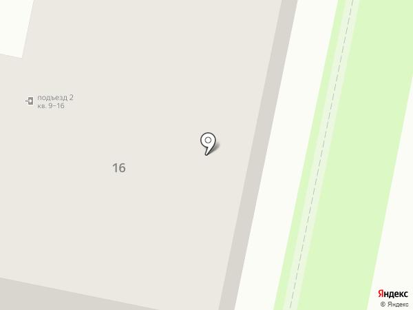 Территориальная избирательная комиссия Фрунзенского района г. Иваново на карте Иваново