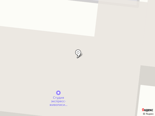 Автошкола №1 на карте Костромы