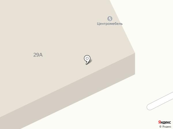 Центромебель, ЗАО на карте Иваново