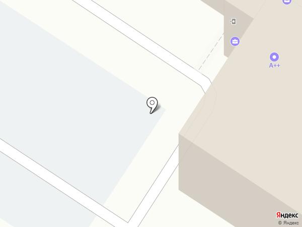 Иксора на карте Иваново
