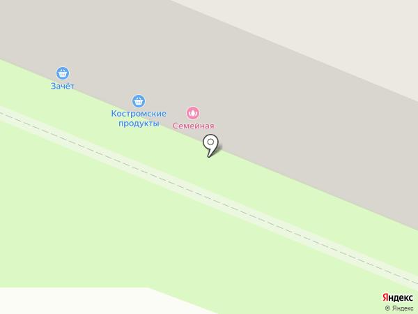 Азиза на карте Иваново