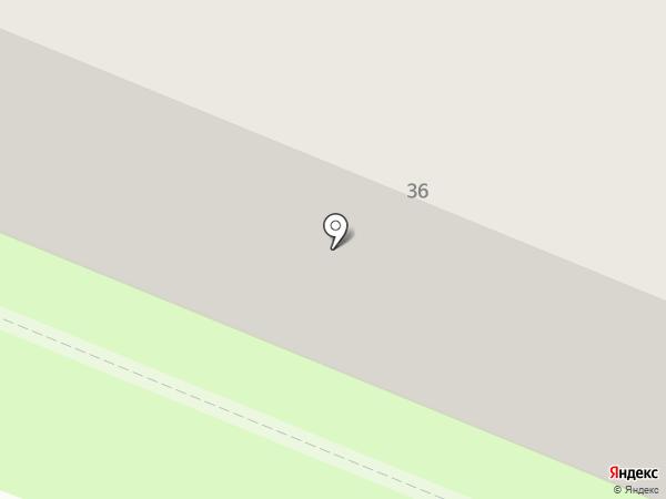 Ривьера на карте Иваново
