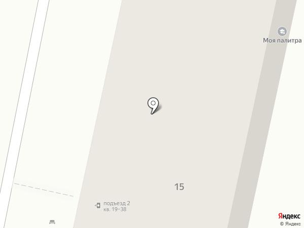 Зимушка-98 на карте Иваново