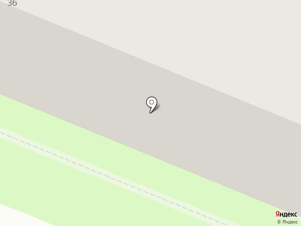 ПромБытСервис на карте Иваново