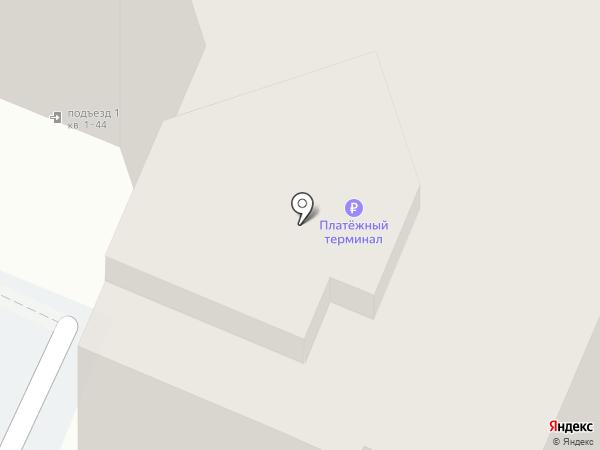 Магазин хозтоваров на ул. Якова Гарелина на карте Иваново