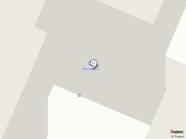 Гостиница Минеево, ЗАО на карте Иваново