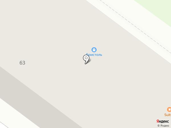 Бункер на карте Иваново
