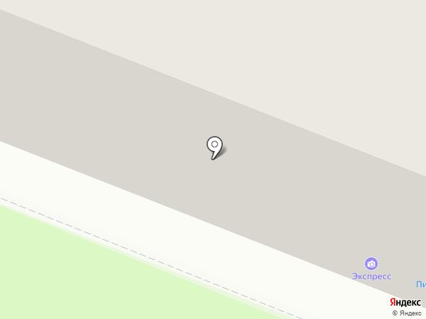 Макс и МА на карте Иваново