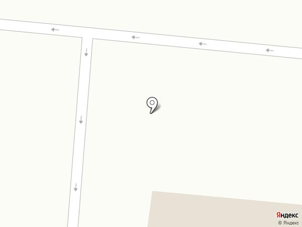 АЗС Petrol-Люкс на карте Иваново