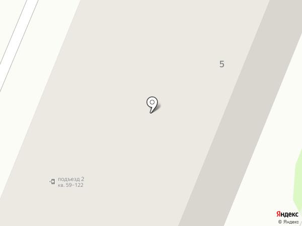 Мастодент на карте Иваново