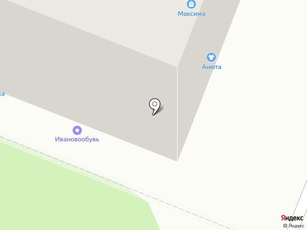Анюта на карте Иваново