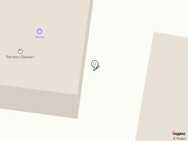 Фитнес-студия на карте Костромы