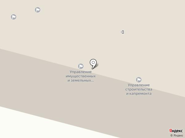 Управление имущественных и земельных отношений Администрации г. Костромы на карте Костромы
