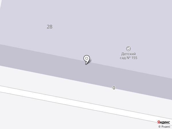 Детский сад №155 на карте Иваново
