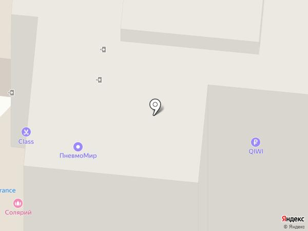 АвтоМаксимум на карте Иваново