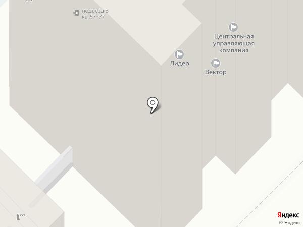 За мольбертом на карте Иваново