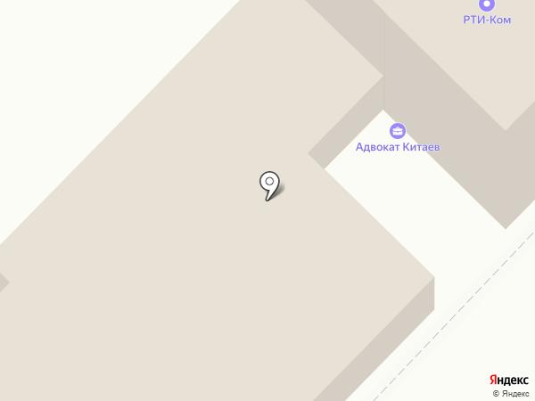 Компания Ивзем на карте Иваново