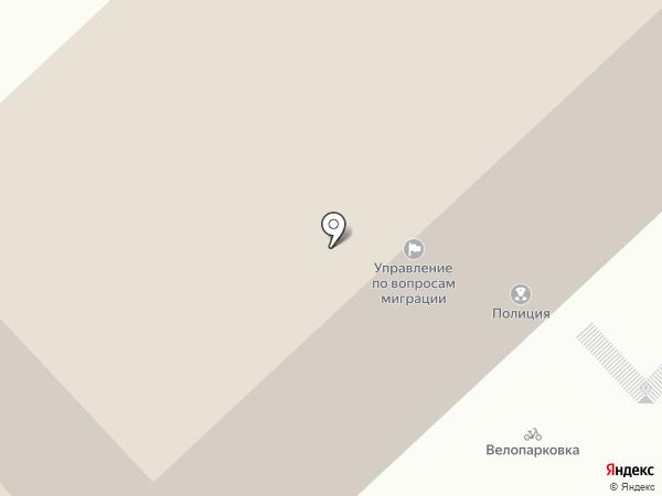 Отдел полиции №4 на карте Иваново