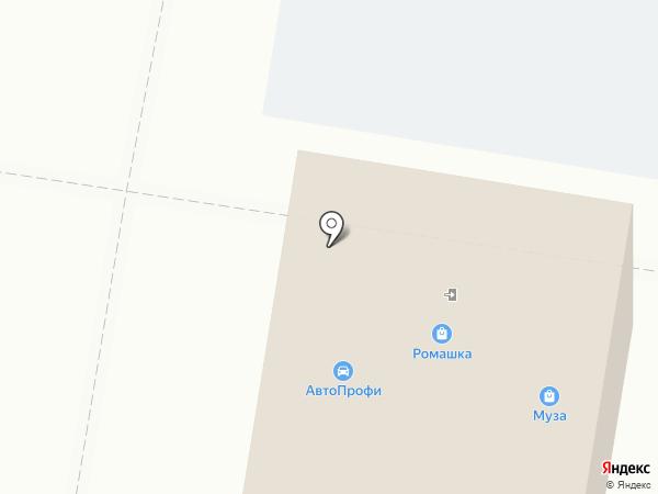 Ромашка на карте Иваново