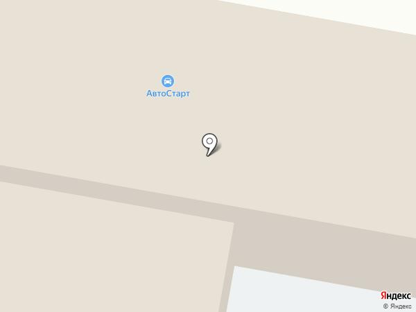 Автосервис на Ташкентской на карте Иваново
