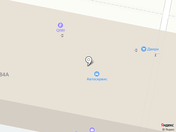 Двери Кедр на карте Иваново