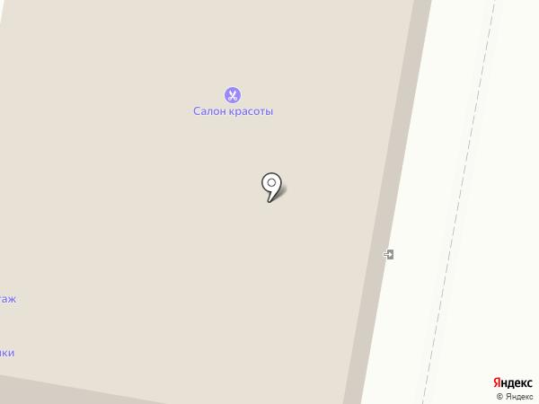Колос на карте Иваново