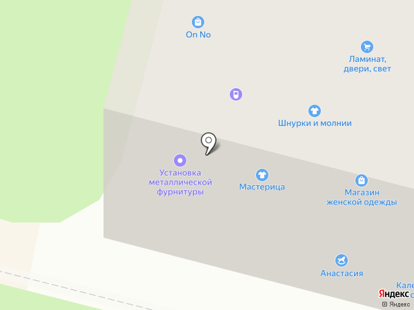 Luck doors на карте Костромы
