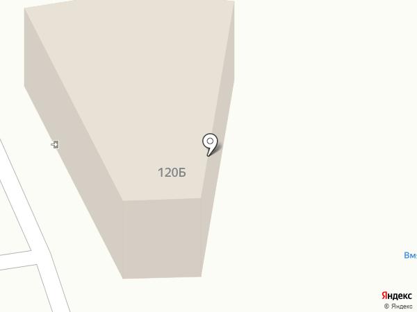 Студия автотонирования на карте Костромы
