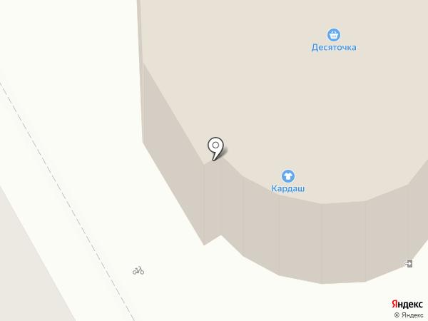 ФотоГрафф44 на карте Костромы