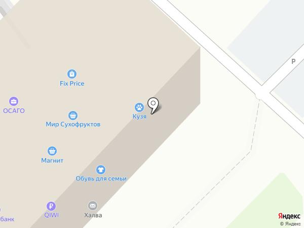 Молочный дворик на карте Иваново