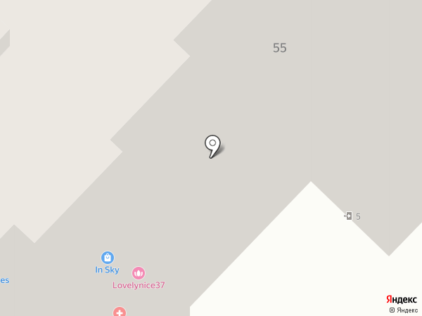 Невеста на карте Иваново