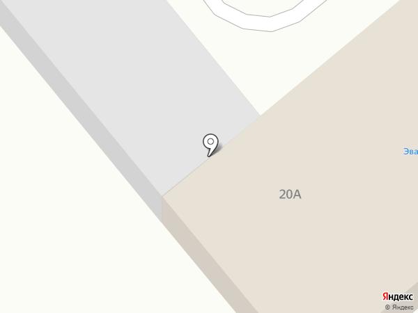 АвтоОазис на карте Костромы