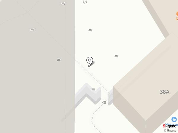 КЕГА на карте Иваново